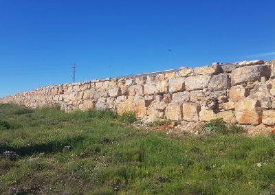 CONSTRUCCIÓN DE ESCOLLERA 1